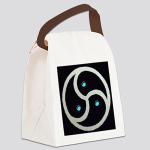 2-emblem4 Canvas Lunch Bag